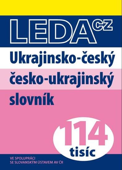 Ukrajinsko-český a česko-ukrajinský slov - Savický, Šišková