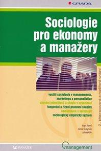 Sociologie pro ekonomy a manažery, 2.vydání