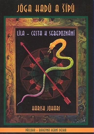 Jóga hadů a šípů - Johari Harish