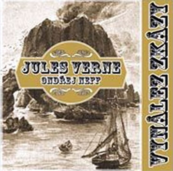 CD Vynález zkázy - Verne Jules - 13x14 cm