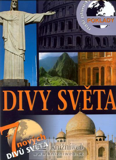 Divy světa - 7 nových divů světa - 10. vydání - neuveden