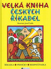 Velká kniha českých říkadel - Josef Lada