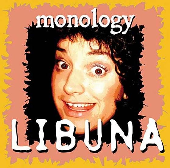 Libuna - Monology - CD - Roubychová Libuše
