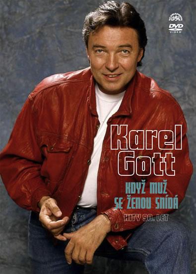 Když muž se ženou snídá DVD - Gott Karel