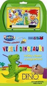 Veselí dinosauři - Včelka učitelka