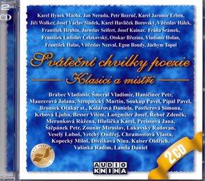 Sváteční chvilky poezie - 2 CD