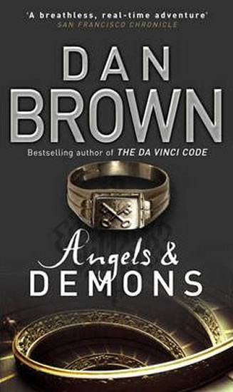 Angels And Demons - Brown Dan