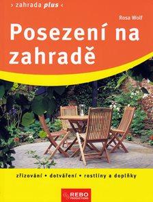 Posezení na zahradě - Zahrada plus - 2. vydání