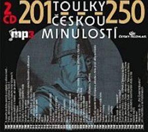 Toulky českou minulostí 201-250 - 2CD/mp3