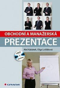 Obchodní a manažerská prezentace DVD
