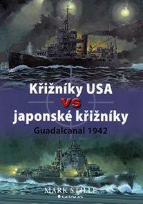 Křižníky USA vs. japonské křižníky Guadalcanal 194