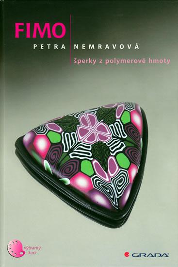 Fimo - Šperky z polymerové hmoty - Nemravová Petra - 17x25 cm
