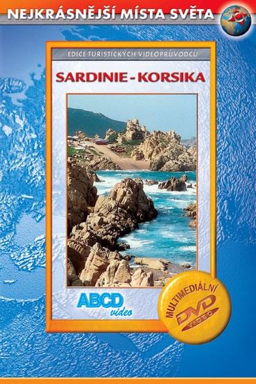DVD Sardinie - Nejkrásnější místa světa - neuveden - 13x19 cm