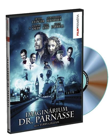 Imaginárium Dr. Parnasse - DVD - neuveden