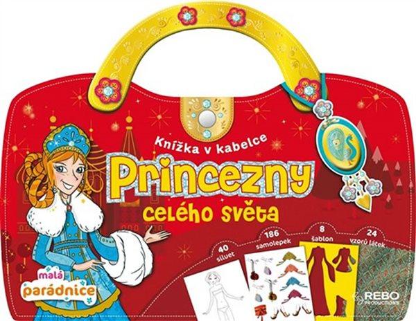 Princezny - Knížka v kabelce - 2. vydání - neuveden