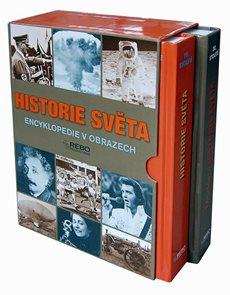 Historie světa box - 2 knihy
