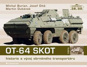 OT-64 SKOT - Historie a vývoj obrněného transportéru