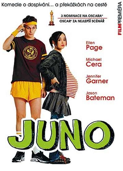 Juno - DVD - neuveden