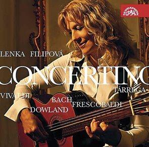 Filipová Lenka - Concertino CD