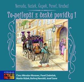 To nejlepší z české povídky - CD