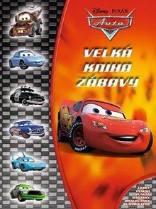 Auta - Velká kniha zábavy