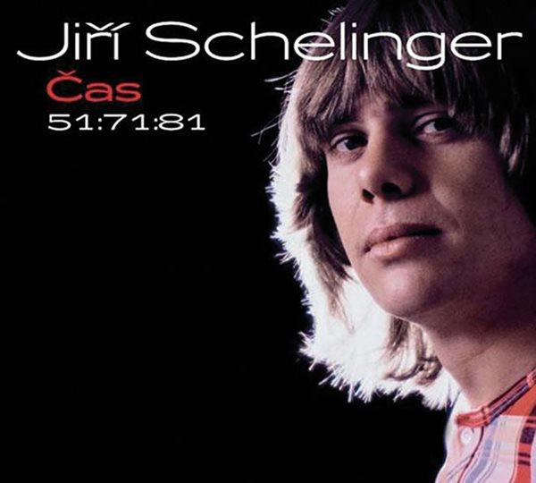 Schelinger Jiří - Čas 51:71:81 Zlatá kolekce 3CD - Schelinger Jiří