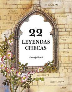 22 leyendas checas / 22 českých legend (španělsky)