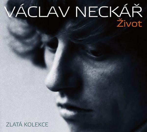 CD Václav Neckář: Život - Neckář Václav - 13x14 cm