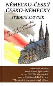 Německo-český, česko-německý studijní slovník