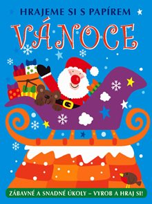 Vánoce - Hrajeme si s papírem