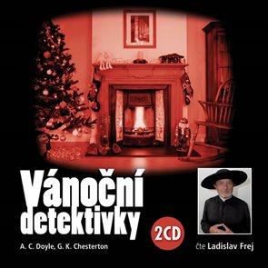 Vánoční detektivky - 2CD (čte Ladislav Frej)