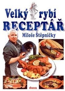 Velký rybí receptář - 2. vydání