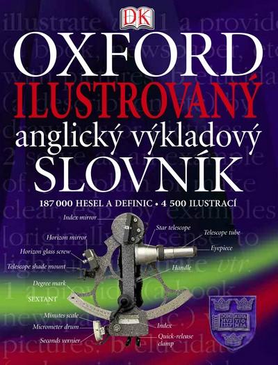 Oxford - Ilustrovaný anglický výkladový slovník - neuveden