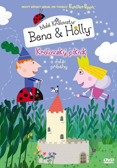 Královský piknik a další příběhy - Malé království Bena & Holly - DVD - neuveden