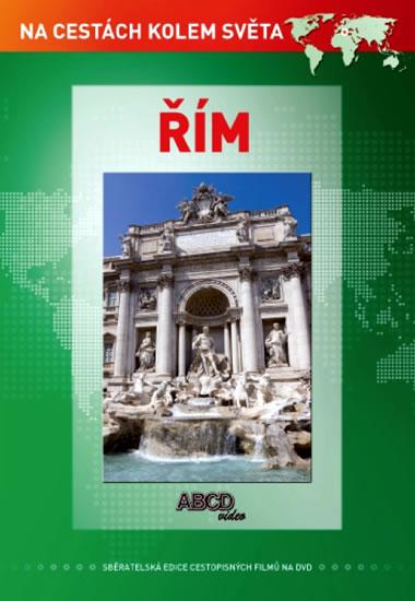 Řím - Na cestách kolem světa - DVD - 2. vydání - neuveden