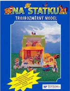 Na statku - trojrozměrný model