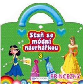 Staň se módní návrhářkou 3 – Princezny