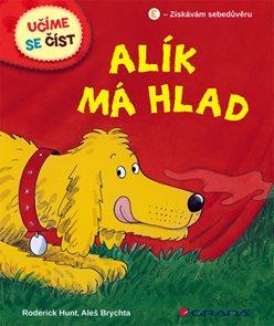 Alík má hlad - Učím se číst