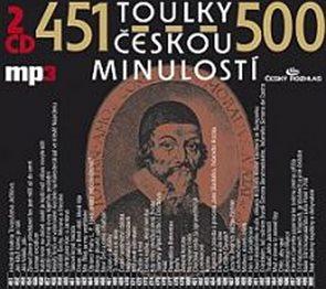 Toulky českou minulostí 451-500 - 2CD/mp3