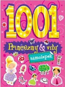 1001 samolepek – Princezny a víly