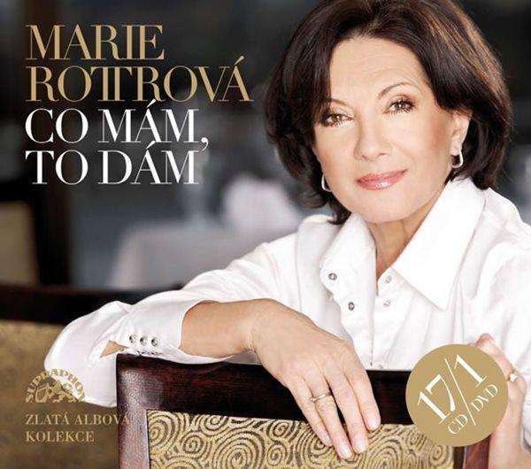 Co mám, to dám 17CD + DVD - Rottrová Marie, Doprava zdarma