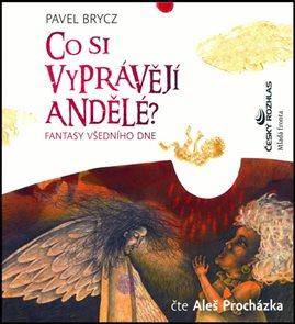 Co si vyprávějí andělé? - Fantasy všedního dne - CD