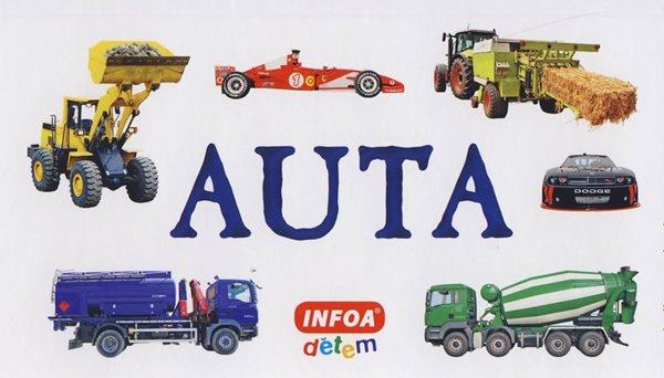 Skládanka - Auta - neuveden