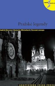 Pražské legendy + CD (AJ,NJ,RJ)