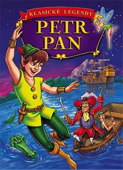Petr Pan - DVD - neuveden