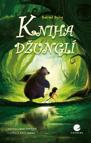 Kniha džunglí - Kipling Rudyard