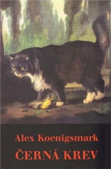 Černá krev - 7CD - Koenigsmark Alex
