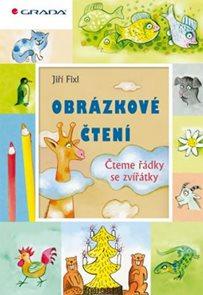 Obrázkové čtení - Čteme řádky se zvířátk