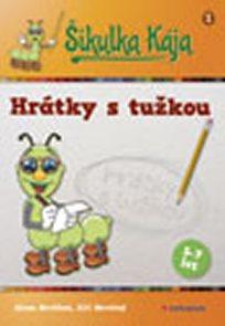 Šikulka Kája - Hrátky s tužkou