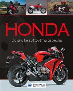 Honda - Od snu ke světovému úspěchu
